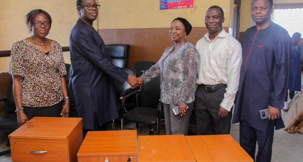 Image for NIBSS Donates To Public Schools….Reiterates Support for Education